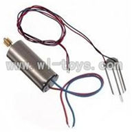 WLtoys V911 RC Helicopter Parts-Main Motor + Tail Motor Parts
