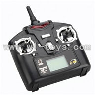 WLtoys V911 RC Helicopter Parts-Transmitter,Remote Control
