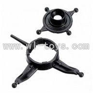 WLtoys V911 RC Helicopter Parts-Turntable Cover Swashplate (2pcs) Parts
