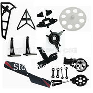 WLtoys V913 RC Helicopter Parts Crash set 3,WLToys V913 Parts