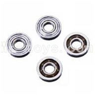 WLtoys V931 RC Helicopter Parts-Bearing for the main grip set unit(4pcs),WLtoys AS350 Parts