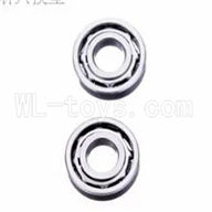WLtoys V931 RC Helicopter Parts-Bearing for the main body frame or for the main hollow pipe(2pcs),WLtoys AS350 Parts