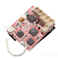 WLtoys V931 RC Helicopter Parts-Receiver board,Circuit board,Wltoys V931 Parts-AS350 Parts