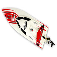 WLtoys WL911 RC Boat Parts-BNF(Only boat,no battery,no charger,no Transmitter)-White