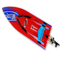 WLtoys WL911 RC Boat Parts-BNF(Only boat,no battery,no charger,no Transmitter)-Red