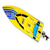 WLtoys WL911 RC Boat Parts-BNF(Only boat,no battery,no charger,no Transmitter)-Yellow