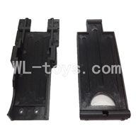 WLtoys L959 RC Car Parts-Rear Baseboard,Wltoys L959 Parts