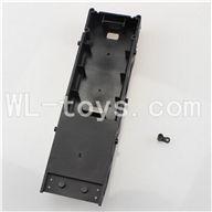 WLtoys L959 RC Car Parts-Vehicle Bottom frame,Wltoys L959 Parts