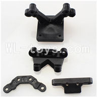 WLtoys L959 RC Car Parts-Front Shock Absorption Bracket Seat,Wltoys L959 Parts