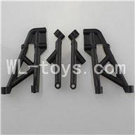 WLtoys L959 RC Car Parts-Rear Shock Absorption Bracket,Wltoys L959 Parts