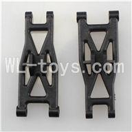 WLtoys L959 RC Car Parts-Front Lower Suspension Arm Parts-2pcs,WLtoys L959 Parts