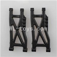 WLtoys L959 RC Car Parts-Rear Lower Suspension Arm Parts-2pcs,WLtoys L959 Parts