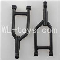 WLtoys L959 RC Car Parts-Front Upper Suspension Arm Parts-2pcs,WLtoys L959 Parts