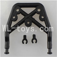 WLtoys L959 RC Car Parts-Front Baseplate Fixure Seat,Wltoys L959 Parts