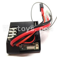 WLtoys L959 RC Car Parts-Receiver board and box,Wltoys L959 Parts