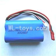 WLtoys L959 Upgrade Parts-Upgrade Battery-7.4v 2200mAh Battery-JST Plug Battery(be used for L959)