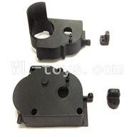 WLtoys L959 RC Car Parts-Rear Gear Box,Wltoys L959 Parts