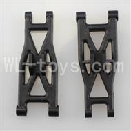 WLtoys L969 RC Car Parts-Front Lower Suspension Arm Parts-2pcs