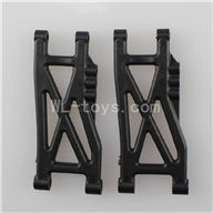 WLtoys L969 RC Car Parts-Rear Lower Suspension Arm Parts-2pcs