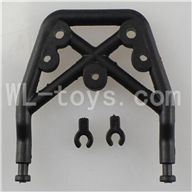 WLtoys L969 RC Car Parts-Front Baseplate Fixure Seat,Wltoys L969 Parts
