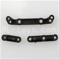 WLtoys L969 RC Car Parts-Swerve Seat Parts-total 3pcs