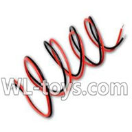 WLtoys V666 Drone Parts-Plug wire for the the motor,Wltoys V666 Parts