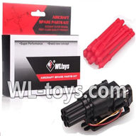WLtoys V666 Drone Parts-Fired missiles device,Wltoys V666 Parts