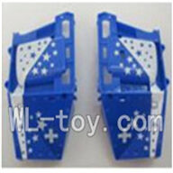 WLtoys V915 RC Helicopter Parts-Shell cover for the helicopter body