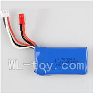 WLtoys V915 RC Helicopter Parts-7.4v 850mah battery