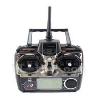 WLtoys V915 RC Helicopter Parts-Transmitter