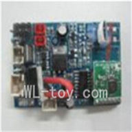 WLtoys V915 RC Helicopter Parts-Circuit board