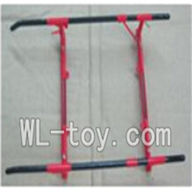 WLtoys V915 RC Helicopter Parts-Landing skid