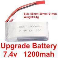 Wltoys A979 Upgrade Parts-1200mah battery,Wltoys A979 Parts