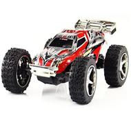 Wltoys 2019 RC Car,Wltoys 2019 RC Car Parts-Mini High speed 1/32 1:32 Full-scale rc racing car-Red