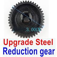 Wltoys A969-B A969B Car Upgrade Parts-Upgrade Steel Reduction gear-Black,Wltoys A969-B A969B Parts