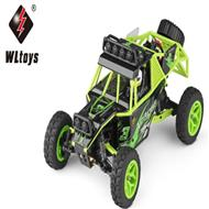 Wltoys 18428 RC Car Wltoys 18428 RC Car Parts-High speed 1/18 1:18 Full-scale rc racing car-Green color