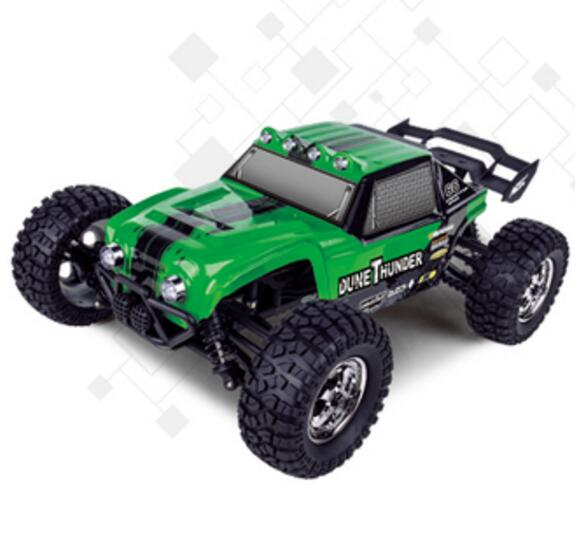 HBX 12891 Dune Thunder RC Car 1/12 RC Truck-Green