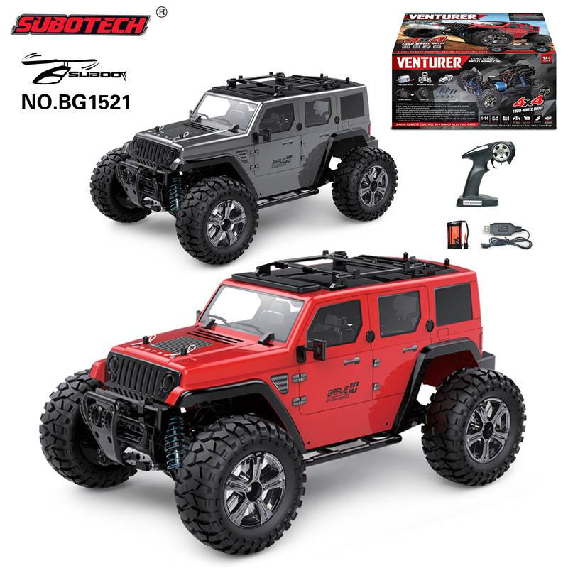 Subotech BG1521 Venturer RC Truck and Parts