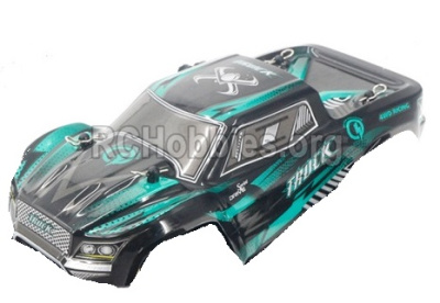 XinLeHong Toys 9145 Body shell cover-Green-45-SJ01-Green