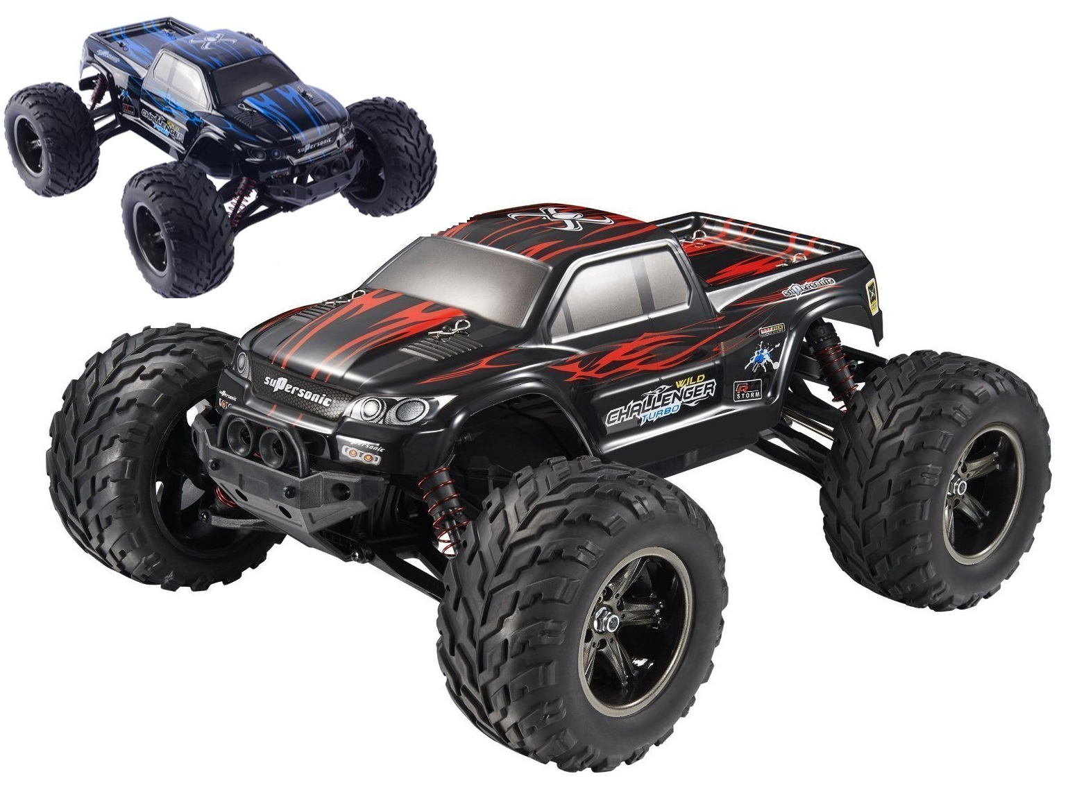 GPToys 9112 RC Car,RC monster Truck,High speed 1/12 1:12