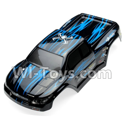 GPToys 9115 Body Shell Cover Parts Car canopy,Shell cover-Blue-SJ02