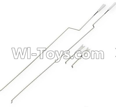 XK A430 adjustable Steel Wire Parts(2pcs)