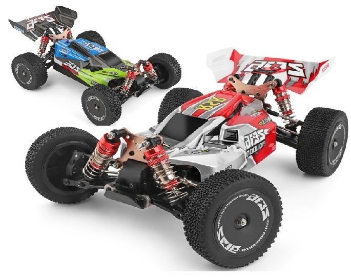 Best  Wltoys 144001 RC Car,Wltoys 1/14 RC Truck Crawler Racing Car