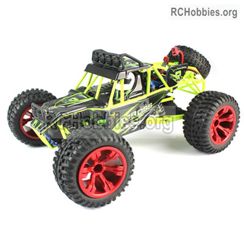 Wltoys 12427 Upgrade Large Tire for Wltoys 12427 12428 FY-03